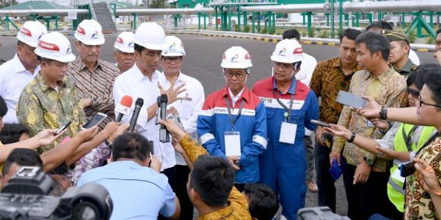 10 Juta Pekerja China, Jokowi: Dipikir Mereka Senang di Sini?