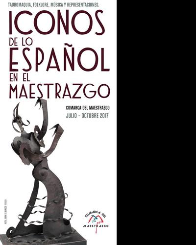 Iconos de lo español en el Maestrazgo
