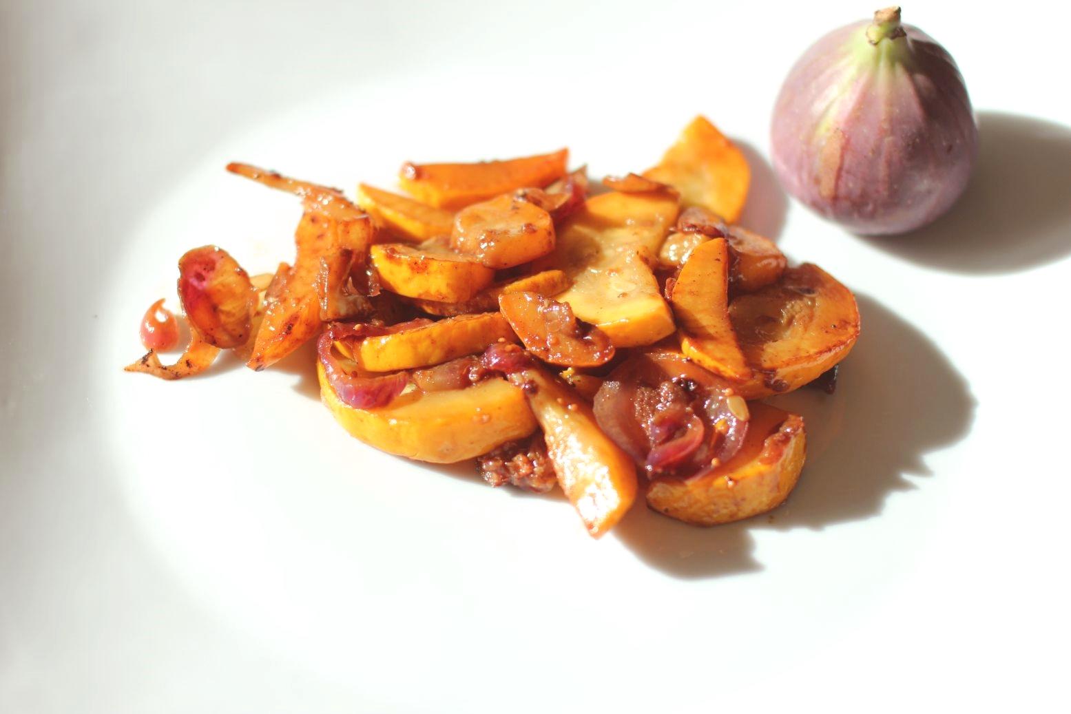 Food: Herbstliches Gemüse