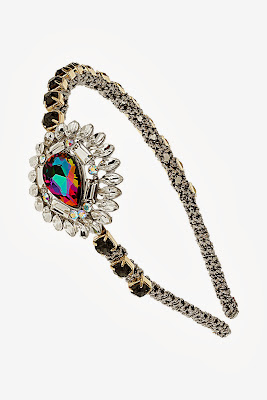 Topshop Jewelled Headband
