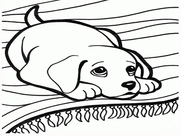 Puppy Dog Coloring Pages Puppy Dog Coloring Pages New Coloring Brockportcc  For Kid