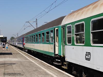 Wagony ČD na sieci PKP