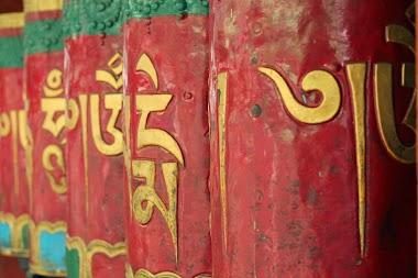 Om Mani Padme Hum in Dharamsala