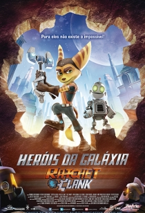 Heróis da Galáxia: Ratchet & Clank BDRip Dublado + Torrent