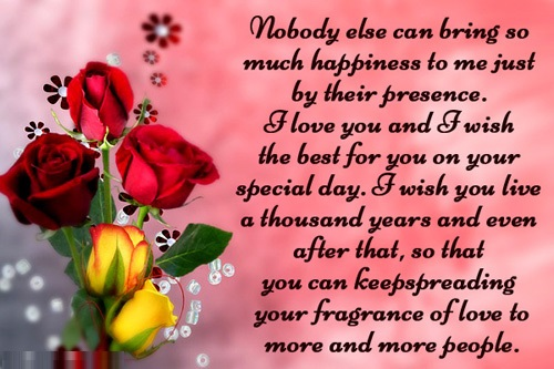Happy Birthday Wishes Quotes 13 Romantic Images For Happy Birthday Wishes Quotes For Wife .