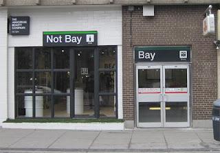 Not Bay. Bay.