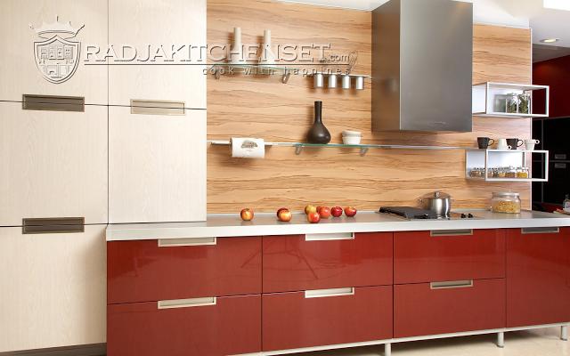 Rencanakan Interior Ruangan Dapur Anda Dengan Kitchen Set Mewah