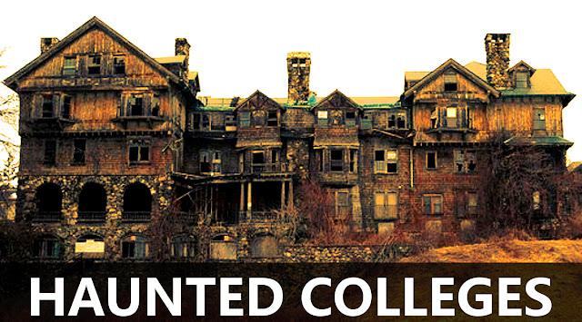 Haunted College