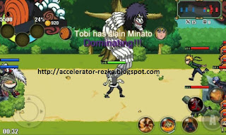 Naruto Senki Mod Sprite : Sage Kabuto replace Tobi