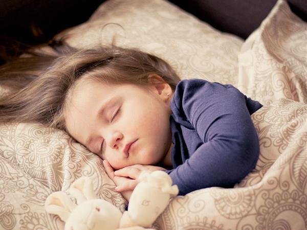 Anak Tidur Nyenyak