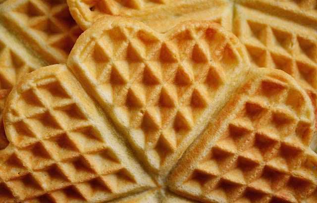 Tradycje kulinarne: Wafle po mazursku (gofry z początku XX wieku)