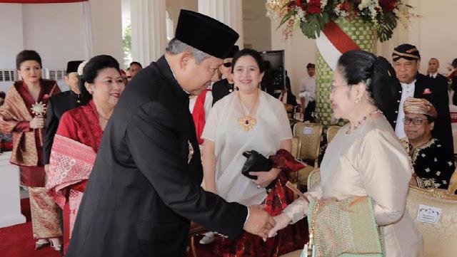 SBY Mulai Puji-Puji Megawati, Ada Petanda Apa Negeri Ini?