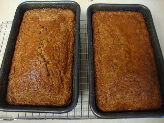 Not-So-Bad Zucchini Bread