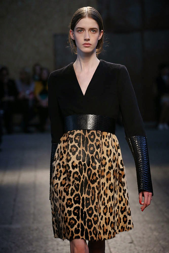Fashion Runway Sportmax Fall/Winter 2014/2015 by Cool Chic Style Fashion