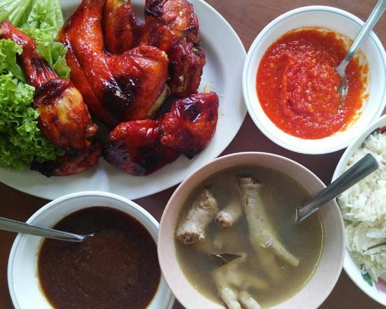Resepi Nasi Ayam Dengan Sambal Paling Sedap