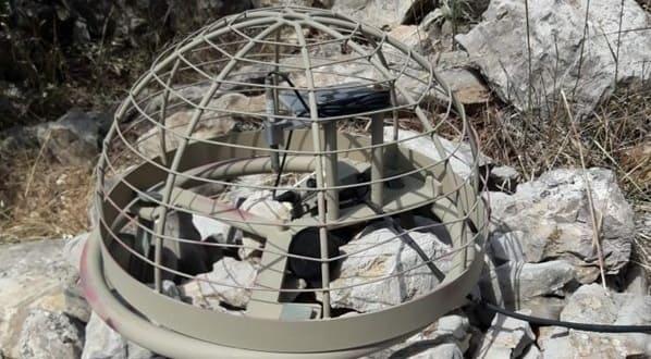 """الجيش اللبناني يعثر على أجهزة تجسس """"إسرائيلية"""""""