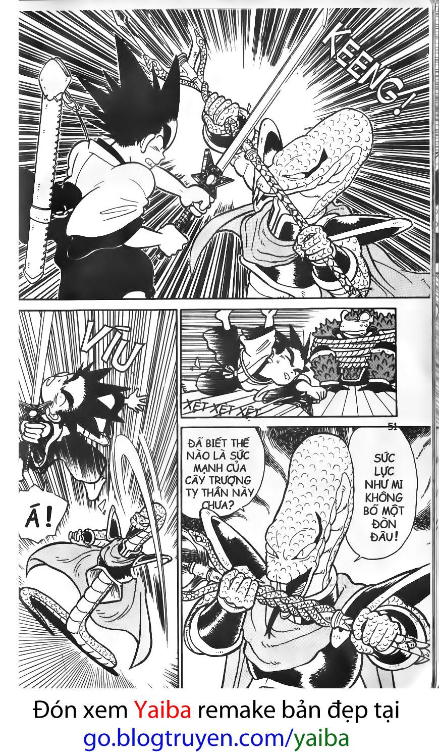 Yaiba chap 22 trang 12