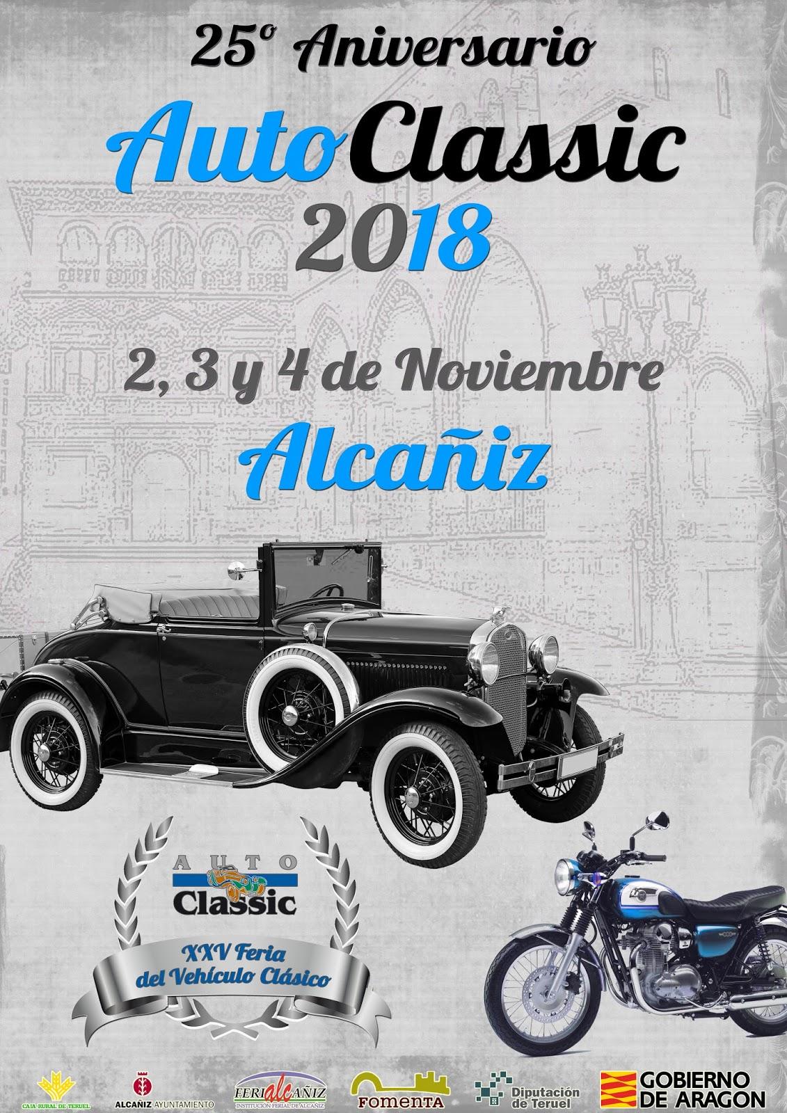 XV AutoClassic, Feria del Vehículo Clásico