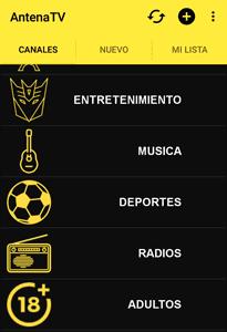 🌱 Descargar aplicacion antena tv para android | Antena_TV 1 6 2