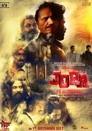 Jora 10 Numbaria 2017 HDRip 400Mb Punjabi 480p Watch Online Full Movie Download bolly4u