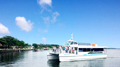 Turismo da Ilha anuncia agenda de passeios do catamarã para dezembro 2017 e janeiro de 2018