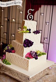 Best rhinestone wedding cake toppers
