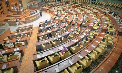 Sindh Assembly demands registration of 13m women voters in country