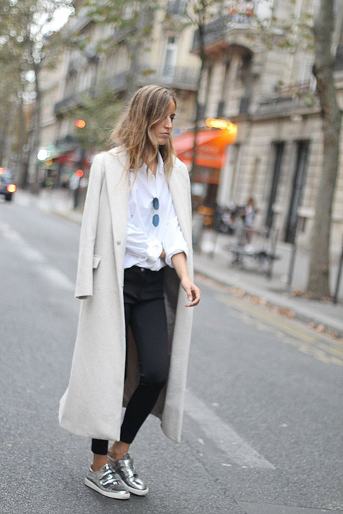 fall style inspiration, structured pants, street style, weekend chic