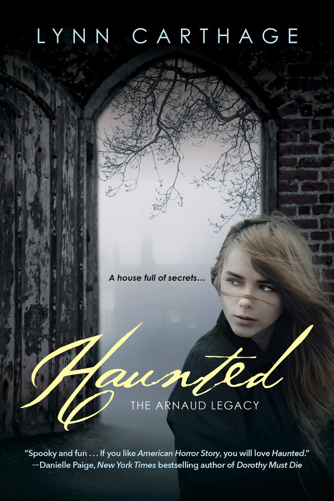 http://www.amazon.com/Haunted-Arnaud-Legacy-Lynn-Carthage/dp/1617736260