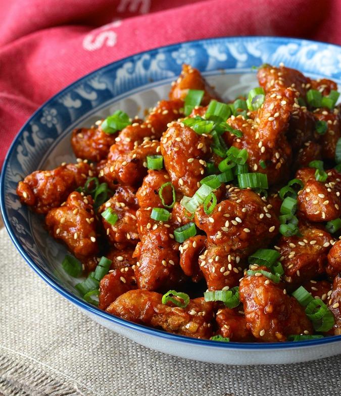 General Tso's Chicken | Karen's Kitchen Stories