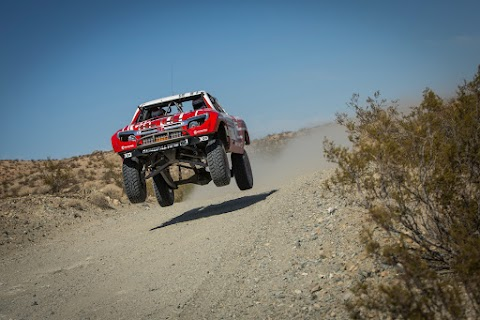Alexander Rossi Takes on the Baja 1000