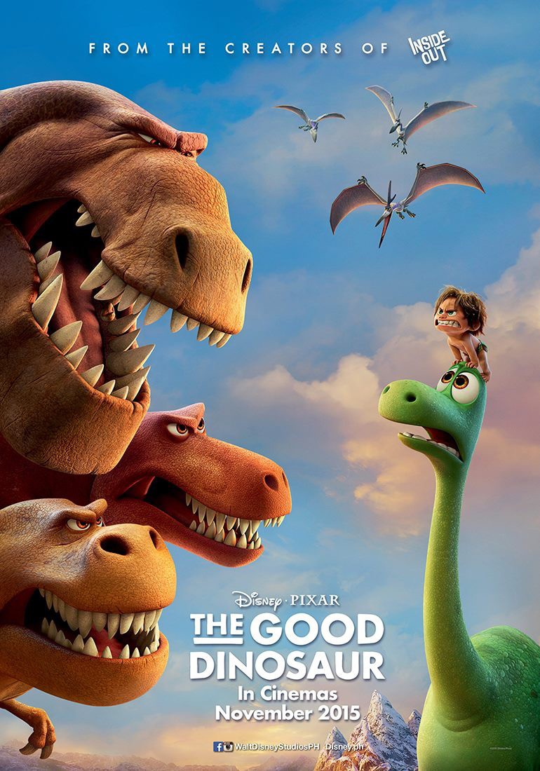 Nonton Film The Good Dinosaur (2015)