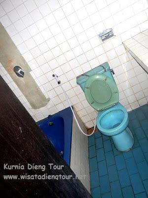 kamar mandi hotel bhima wonosobo asri