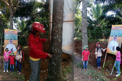 Marak Baligo Di Pohon. Mari Kita Berselfie lalu Bongkar   Kata Aktivis Lingkungan Alam Ranjtatan