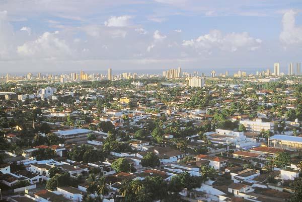 João Pessoa, Capital do Estado da Paraíba