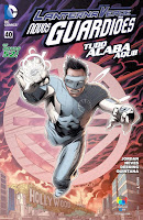Os Novos 52! Lanterna Verde - Os Novos Guardiões #40