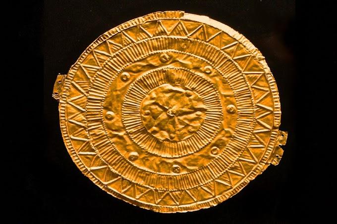 Οι γνώσεις αστρονομίας στον χρυσό δίσκο του Moordorf προέρχονται από το Αιγαίο.