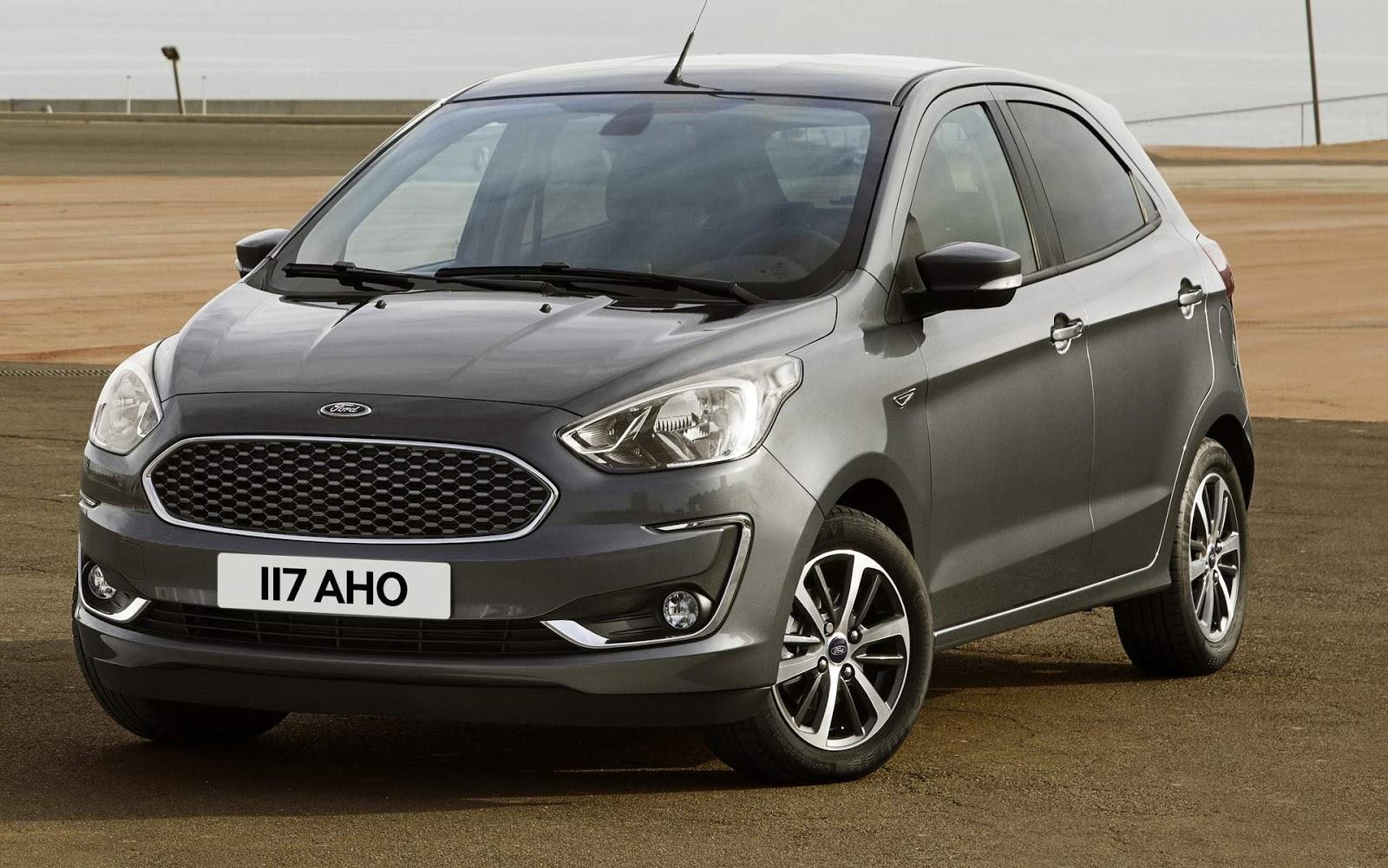novo ford ka  facelift revelado  nova versao disponivel motor vicio
