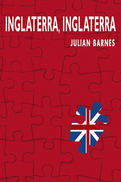 Capa do livro Inglaterra, Inglaterra - Julian Barnes