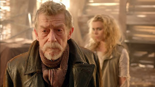 John Hurt adds a new doctor  to the line up in Doctor Who: Day of the Doctor