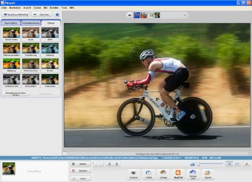 Download Feel like an artist using Picasa