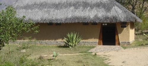 Sala de Exhibición del Complejo Arqueológico de Kotosh