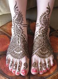 Feet Bridal Mehndi Designs Pdf