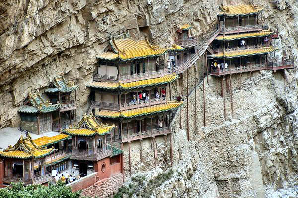 Hanging Temple