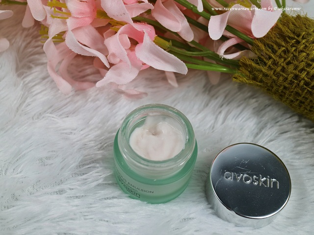 Avoskin Night Cream Size