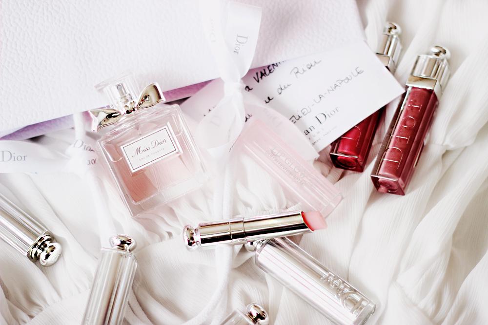 Dior Addict lip gloss lipstick lip glow beauty blog review