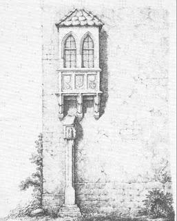 Kapliczka Dompniga, 1829, Wrocław