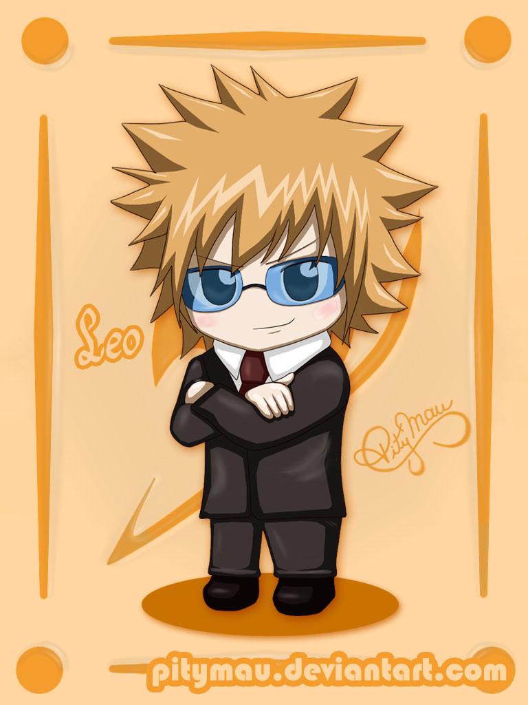 Chibi Character Fairy Tail