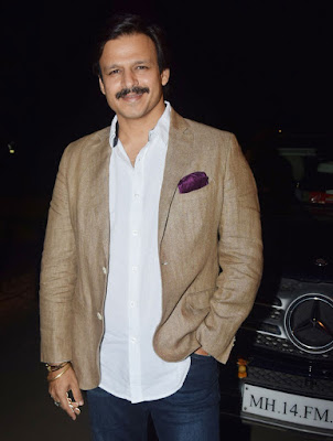 Vivek-Oberoi-arrives-at-the-event