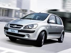 Harga Mobil Hyundai Getz